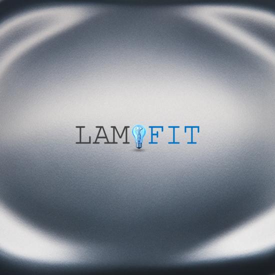 LampFIT Silver Mat